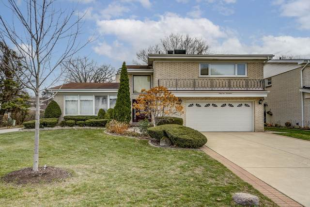 6417 N Longmeadow Avenue, Lincolnwood, IL 60712 (MLS #10933577) :: John Lyons Real Estate