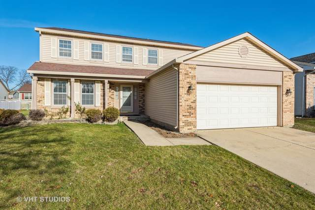653 Wainsford Drive, Hoffman Estates, IL 60169 (MLS #10934176) :: The Spaniak Team