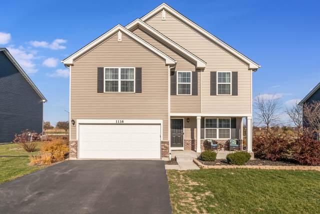 1116 Hummingbird Circle, Joliet, IL 60431 (MLS #10934268) :: Helen Oliveri Real Estate