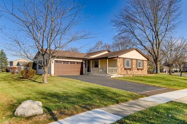 1400 Michael Court, Hoffman Estates, IL 60192 (MLS #10934269) :: Lewke Partners