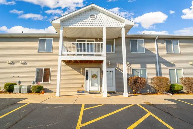 1350 Rock Run Drive #28, Crest Hill, IL 60403 (MLS #10934296) :: BN Homes Group