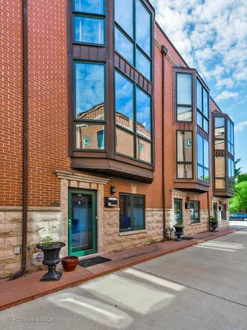 2052 W Armitage Avenue C, Chicago, IL 60647 (MLS #10934309) :: Property Consultants Realty