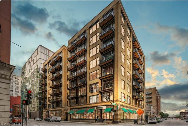 625 W Jackson Boulevard #202, Chicago, IL 60607 (MLS #10934507) :: The Wexler Group at Keller Williams Preferred Realty
