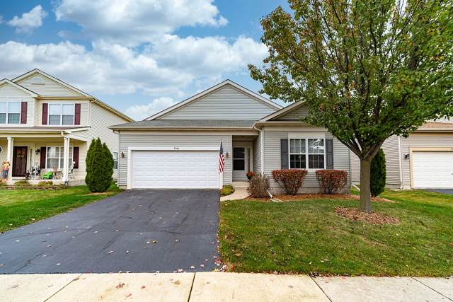 3344 Silver City Court, Montgomery, IL 60538 (MLS #10934519) :: Helen Oliveri Real Estate