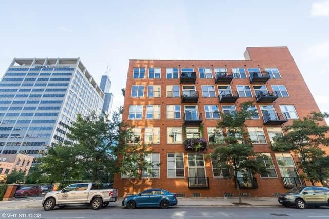 417 S Jefferson Street 303B, Chicago, IL 60607 (MLS #10934523) :: BN Homes Group