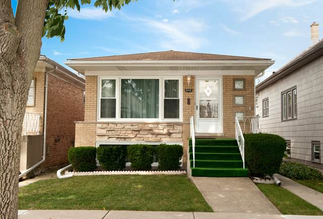 6944 W George Street, Chicago, IL 60634 (MLS #10934568) :: BN Homes Group
