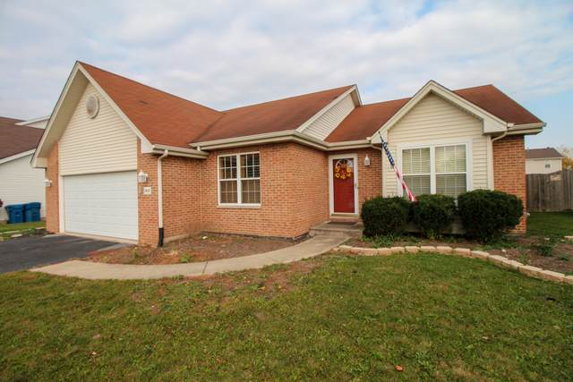 25625 S Rose Lane, Monee, IL 60449 (MLS #10934606) :: John Lyons Real Estate