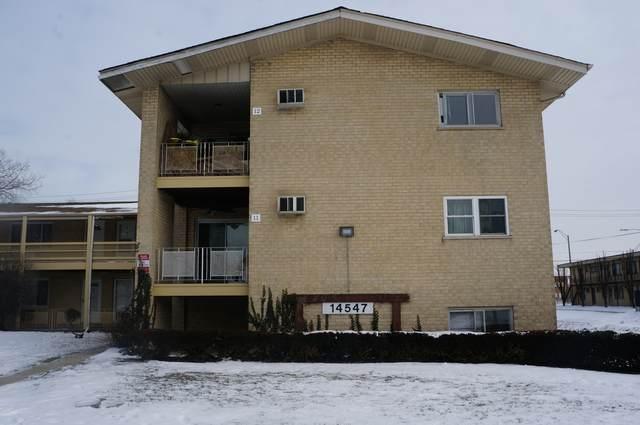 14547 Keystone Avenue #6, Midlothian, IL 60445 (MLS #10934616) :: BN Homes Group