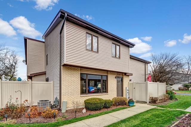 236 E Woodlawn Road #236, New Lenox, IL 60451 (MLS #10934636) :: John Lyons Real Estate