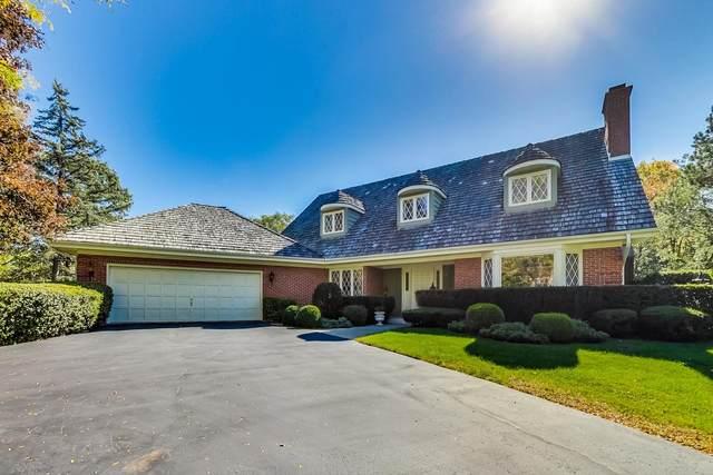 1283 Wild Rose Lane, Lake Forest, IL 60045 (MLS #10934656) :: Jacqui Miller Homes