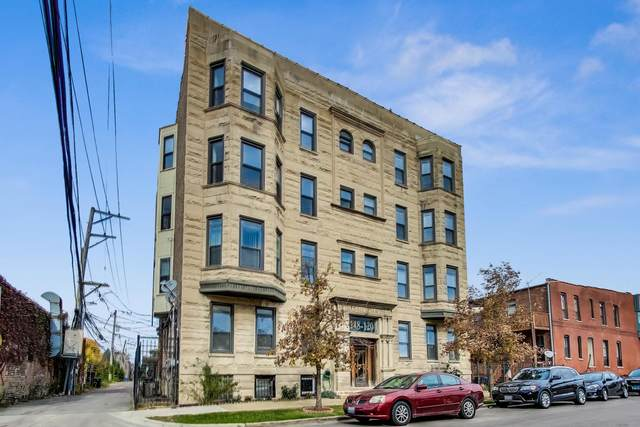118 E 45th Street #201, Chicago, IL 60653 (MLS #10934677) :: Lewke Partners