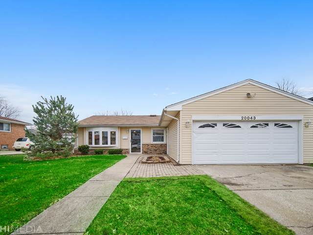 20043 Brook Avenue, Lynwood, IL 60411 (MLS #10934682) :: BN Homes Group