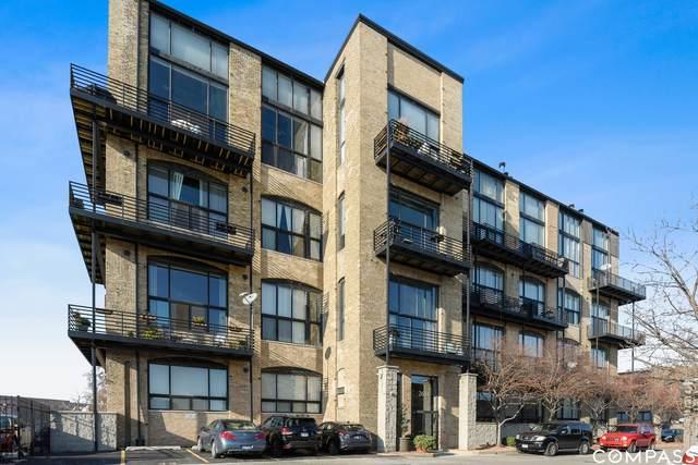 2614 N Clybourn Avenue #113, Chicago, IL 60614 (MLS #10934689) :: Helen Oliveri Real Estate