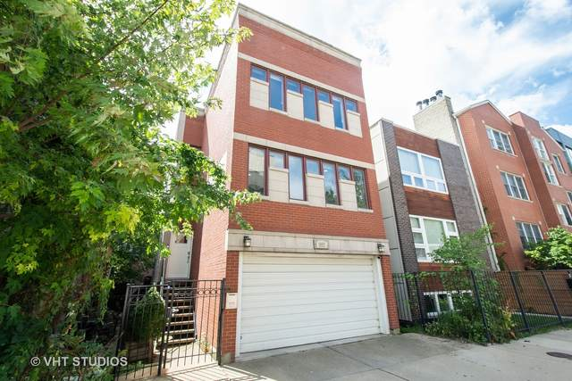 1527 W Pearson Street, Chicago, IL 60642 (MLS #10934800) :: Angela Walker Homes Real Estate Group