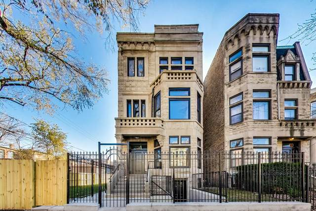 443 E 45th Place #1, Chicago, IL 60653 (MLS #10934892) :: Lewke Partners