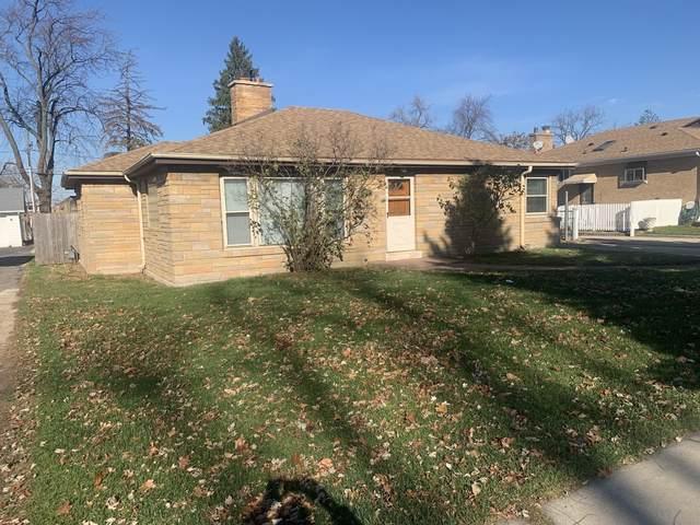 905 W Hillside Drive, Bensenville, IL 60106 (MLS #10934940) :: Lewke Partners