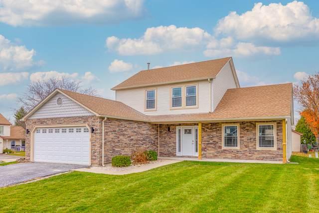 1058 Bothwell Circle, Bolingbrook, IL 60440 (MLS #10935064) :: The Dena Furlow Team - Keller Williams Realty