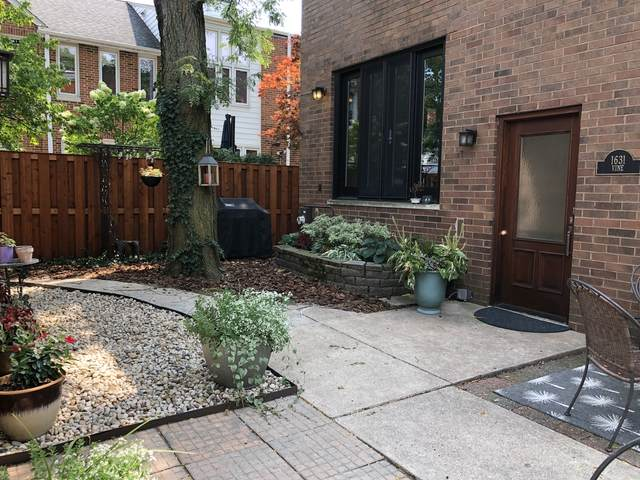 1631 N Vine Street, Chicago, IL 60614 (MLS #10935076) :: Property Consultants Realty
