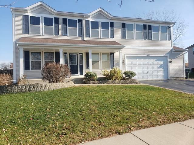 1405 Reed Road, Zion, IL 60099 (MLS #10935084) :: BN Homes Group