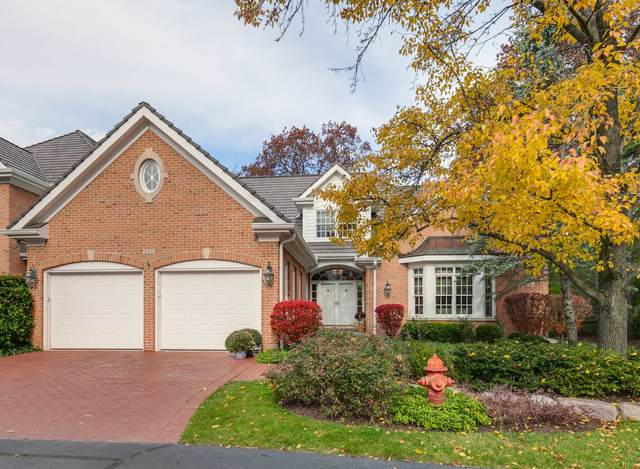 829 Knightsbridge Court, Lake Forest, IL 60045 (MLS #10935128) :: The Wexler Group at Keller Williams Preferred Realty