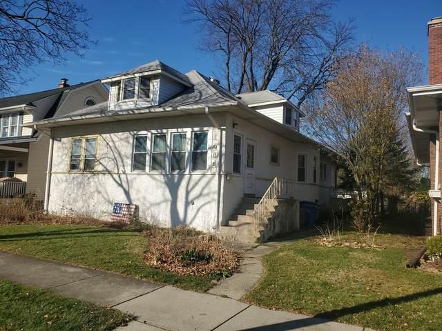 1442 Henry Avenue, Des Plaines, IL 60016 (MLS #10935159) :: Property Consultants Realty