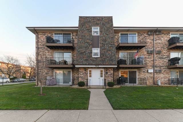 7101 W 98TH Street #201, Chicago Ridge, IL 60415 (MLS #10935197) :: BN Homes Group