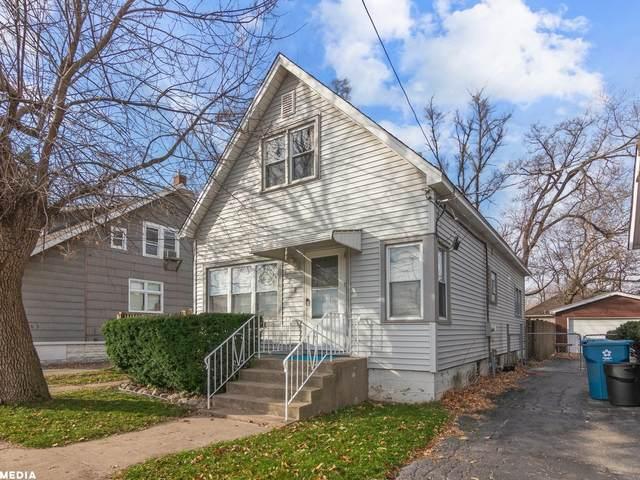 15728 Woodlawn West Avenue, South Holland, IL 60473 (MLS #10935228) :: Lewke Partners