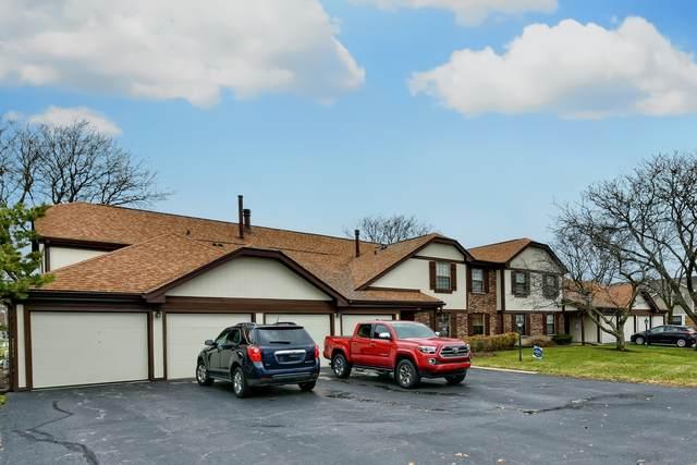 1546 Buxton Court A2, Wheeling, IL 60090 (MLS #10935240) :: John Lyons Real Estate