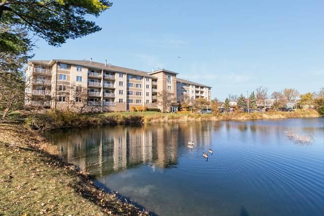 480 E Montrose Avenue #405, Wood Dale, IL 60191 (MLS #10935266) :: Helen Oliveri Real Estate
