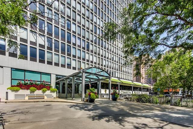 444 W Fullerton Parkway #904, Chicago, IL 60614 (MLS #10935305) :: The Wexler Group at Keller Williams Preferred Realty