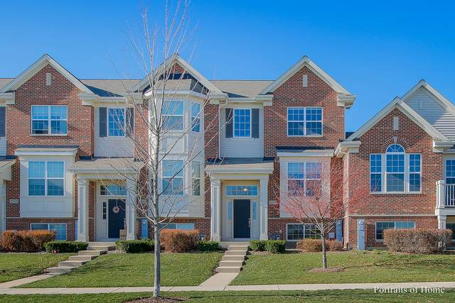 1664 Persimmon Street, Hanover Park, IL 60133 (MLS #10935376) :: Helen Oliveri Real Estate