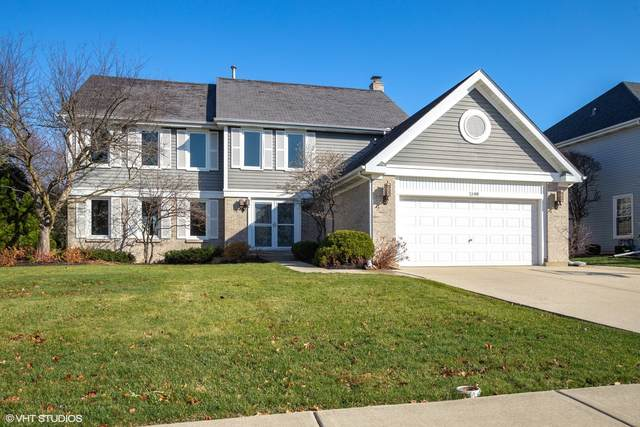 1348 Lorraine Place, Schaumburg, IL 60173 (MLS #10935435) :: Property Consultants Realty
