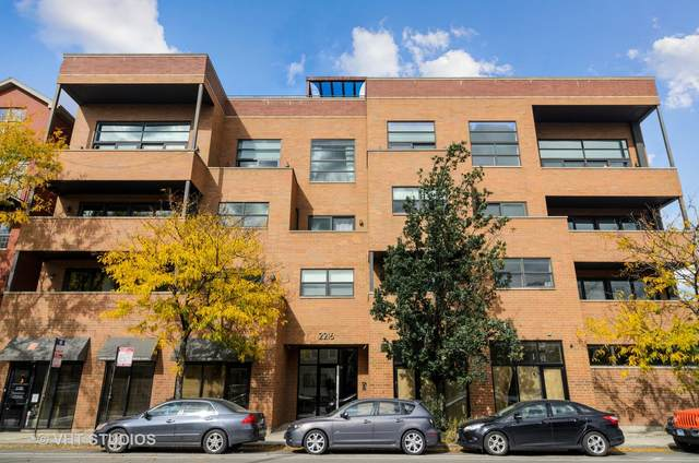 2216 W Armitage Avenue 2A, Chicago, IL 60647 (MLS #10935502) :: Property Consultants Realty