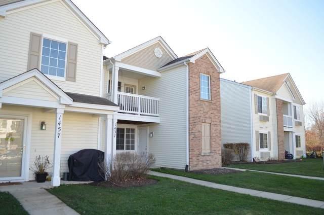 1437 Mcclure Road #1437, Aurora, IL 60505 (MLS #10935626) :: RE/MAX IMPACT
