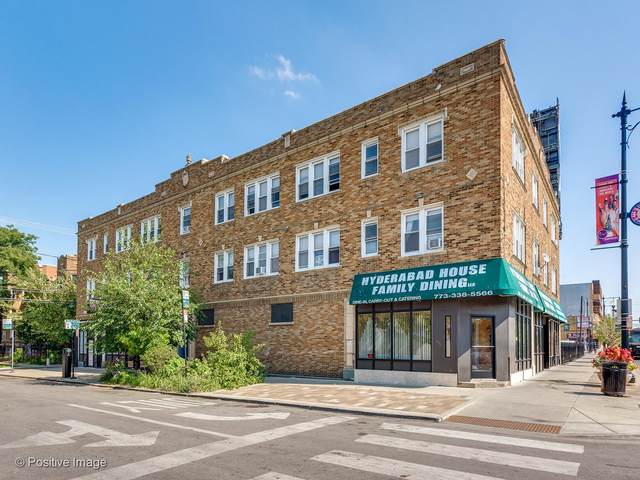 2222 W Devon Avenue, Chicago, IL 60659 (MLS #10935636) :: Ryan Dallas Real Estate