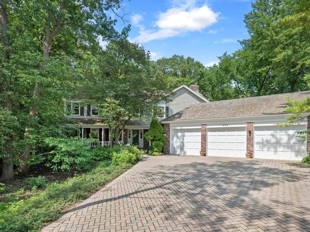 282 Dover Circle, Lincolnshire, IL 60069 (MLS #10935681) :: BN Homes Group