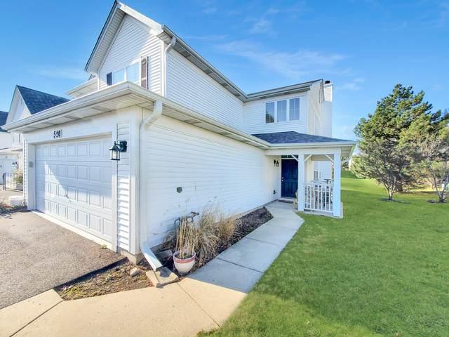 520 Horizon Drive, Bartlett, IL 60103 (MLS #10935712) :: Suburban Life Realty
