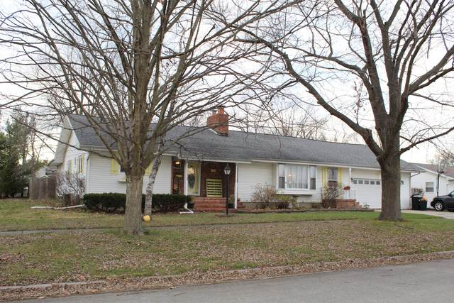 614 S Thomas Street, Gilman, IL 60938 (MLS #10935725) :: John Lyons Real Estate
