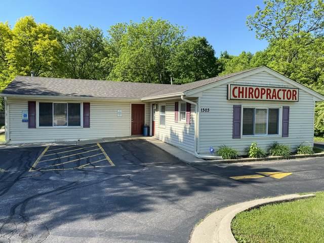 1303 W Algonquin Road, Lake In The Hills, IL 60156 (MLS #10935750) :: Helen Oliveri Real Estate
