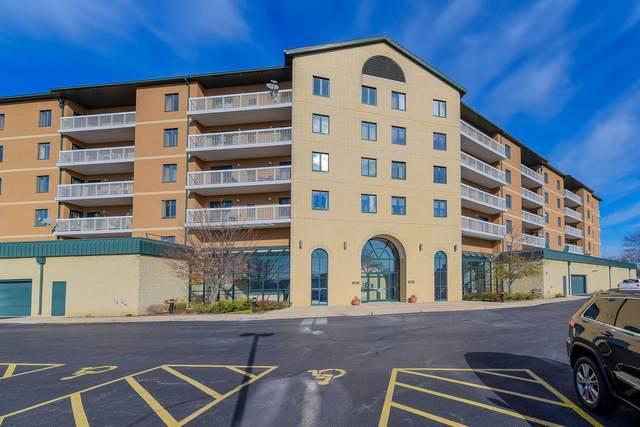 1500 S Ardmore Avenue #405, Villa Park, IL 60181 (MLS #10935760) :: The Wexler Group at Keller Williams Preferred Realty