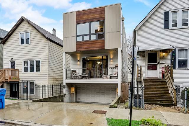 2723 W Saint Georges Court, Chicago, IL 60647 (MLS #10935875) :: Suburban Life Realty