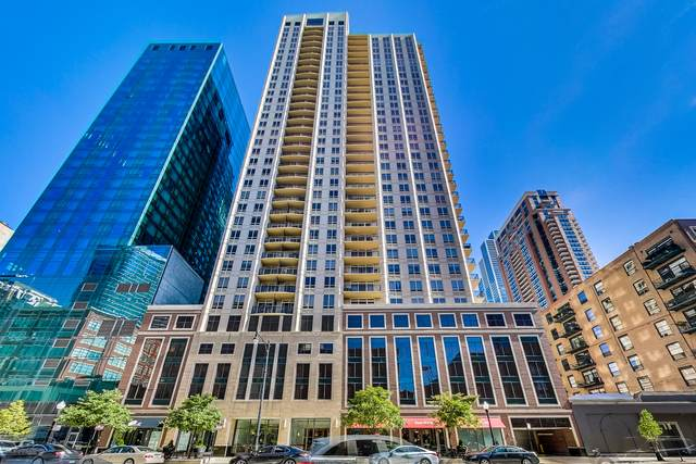 1111 S Wabash Avenue #3303, Chicago, IL 60605 (MLS #10935878) :: Property Consultants Realty