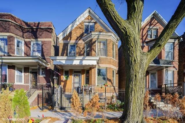 3719 S Damen Avenue, Chicago, IL 60609 (MLS #10936075) :: BN Homes Group