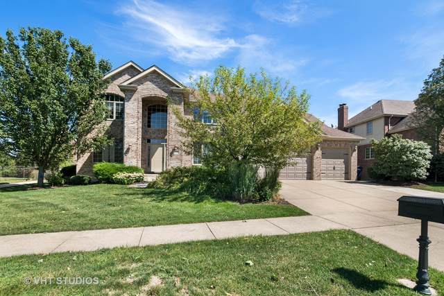 15541 Julies Way, Orland Park, IL 60462 (MLS #10936150) :: Lewke Partners