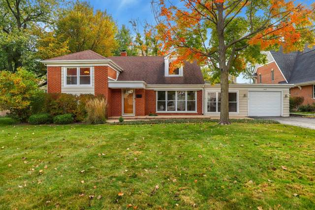 835 Western Avenue, Northbrook, IL 60062 (MLS #10936156) :: Littlefield Group