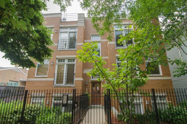 4918 N Janssen Street 2S, Chicago, IL 60640 (MLS #10936158) :: Littlefield Group