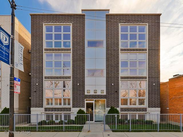 2441 W Belmont Avenue 1W, Chicago, IL 60618 (MLS #10936184) :: Lewke Partners
