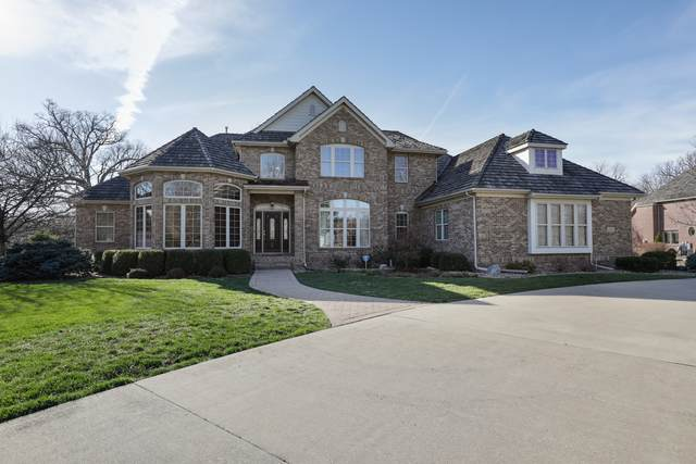 1103 Oak Creek Road, Mahomet, IL 61853 (MLS #10936198) :: Janet Jurich