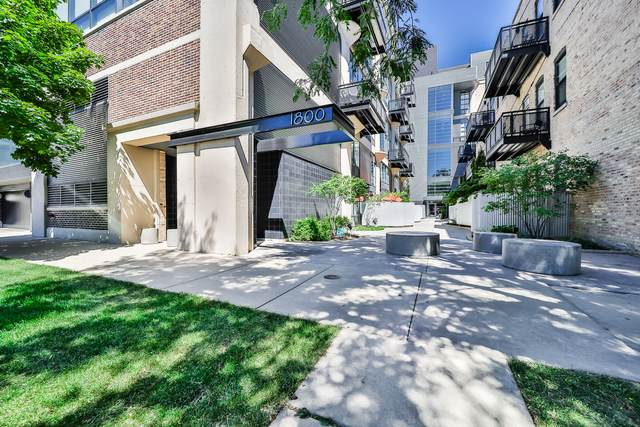 1800 W Grace Street #314, Chicago, IL 60613 (MLS #10936249) :: Lewke Partners