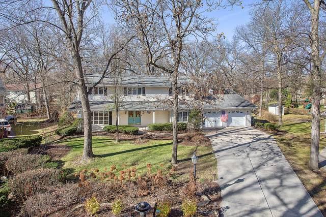 24448 W Hickory Walk, Joliet, IL 60404 (MLS #10936254) :: Janet Jurich